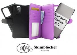Skimblocker XL Magnet Wallet Samsung Galaxy A72 (A725F/DS)