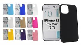 Hardcase Cover iPhone 12 Pro Max (6.7)
