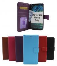 New Standcase Wallet Motorola Moto E6s