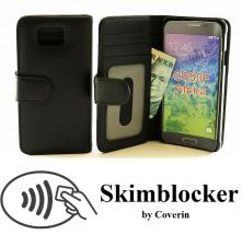 Skimblocker Mobiltaske Samsung Galaxy Alpha (G850F)