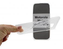 Ultra Thin TPU Cover Motorola Moto G20 / Moto G30