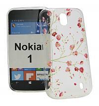 TPU Designcover Nokia 1