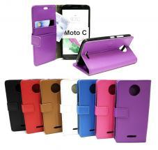 Standcase Wallet Moto C