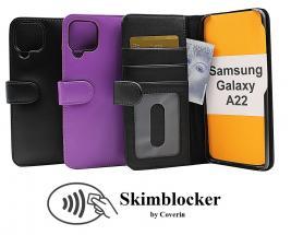 Skimblocker Mobiltaske Samsung Galaxy A22 (SM-A225F/DS)