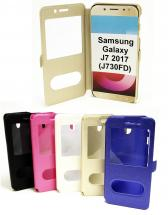 Flipcase Samsung Galaxy J7 2017 (J730FD)