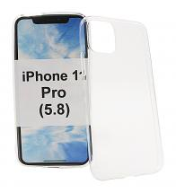 Ultra Thin TPU Cover iPhone 11 Pro (5.8)