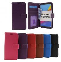 New Standcase Wallet Huawei Y6 2018