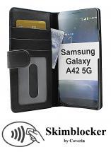 Skimblocker Mobiltaske Samsung Galaxy A42 5G
