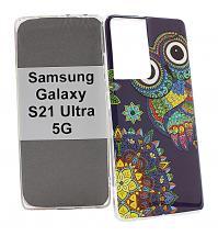TPU Designcover Samsung Galaxy S21 Ultra 5G (G998B)