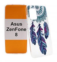 TPU Designcover Asus ZenFone 8 (ZS590KS)