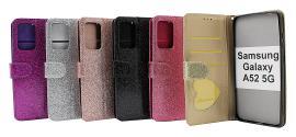 Standcase Glitter Wallet Samsung Galaxy A52 / A52 5G / A52s 5G