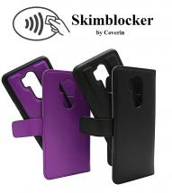 Skimblocker Magnet Wallet LG G7 ThinQ (G710M)