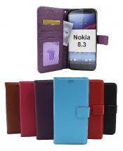 New Standcase Wallet Nokia 8.3