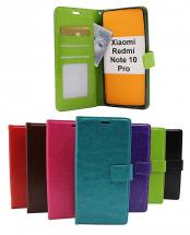 Crazy Horse Wallet Xiaomi Redmi Note 10 Pro