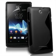 S-line Cover Sony Xperia E (C1605)