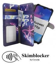 Skimblocker XL Magnet Designwallet Huawei Y6p