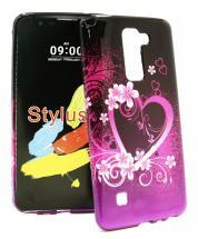 TPU Designcover LG Stylus 2 (K520)