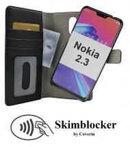Skimblocker Magnet Wallet Nokia 2.3