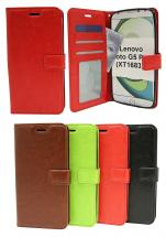 Crazy Horse Wallet Lenovo Moto G5 Plus (XT1683)