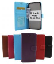 New Standcase Wallet Motorola Moto G20 / Moto G30