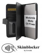 Skimblocker XL Wallet Motorola Moto G9 Power