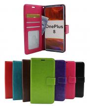 Crazy Horse Wallet OnePlus 8