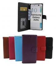 New Standcase Wallet Samsung Galaxy A20s (A207F/DS)