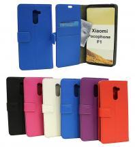 Standcase Wallet Xiaomi Pocophone F1
