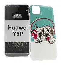 TPU Designcover Huawei Y5p