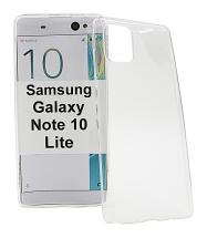 Ultra Thin TPU Cover Samsung Galaxy Note 10 Lite (N770F)