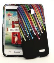 TPU Designcover LG L65 (D280) (OBS! 2. sortering!)