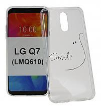 TPU Designcover LG Q7 / LG Q7 Plus (LMQ610)