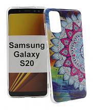 TPU Designcover Samsung Galaxy S20 (G980F)