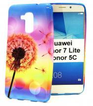 TPU Designcover Huawei Honor 7 Lite