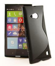 S-Line cover Nokia Lumia 730/735
