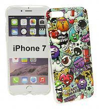 TPU Designcover iPhone 7