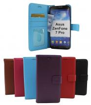 New Standcase Wallet Asus ZenFone 7 Pro (ZS671KS)