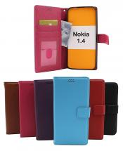 New Standcase Wallet Nokia 1.4
