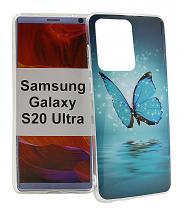TPU Designcover Samsung Galaxy S20 Ultra (G988B)