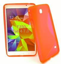 "Samsung Tab 4 (T230/T235) 7"" S-Line Cover"