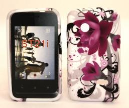 TPU Designcover Sony Xperia Tipo ST21i