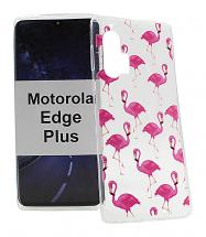 TPU Designcover Motorola Moto Edge Plus