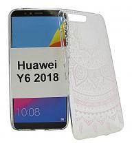 TPU Designcover Huawei Y6 2018