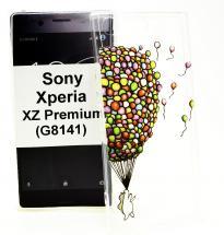 TPU Designcover Sony Xperia XZ Premium (G8141)