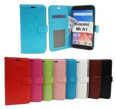 Crazy Horse Wallet Xiaomi Mi A1
