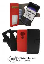 Skimblocker Magnet Wallet Motorola Moto G7 Play