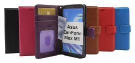 New Standcase Wallet Asus ZenFone Max M1 (ZB555KL)