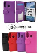 Skimblocker Mobiltaske Huawei P30 Lite