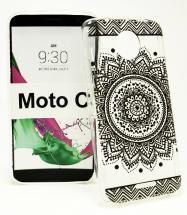 TPU Designcover Moto C