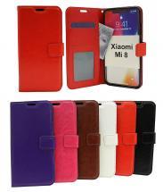 Crazy Horse Wallet Xiaomi Mi 8